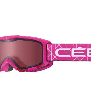 Cebe Bionic Skidglasögon Matte Rose/Light Rose Lens Small