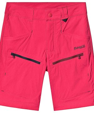 Bergans Utne Youth Shorts Dark Sorbet 128 cm (7-8 år)