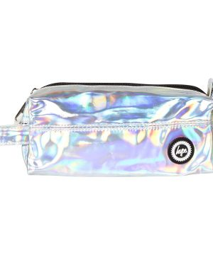 Hype Holographic Pennfack Silver One Size