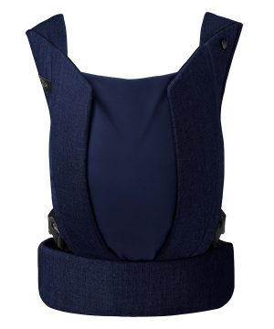 Cybex Yema Click Denim Bärsele Midnight Blue One Size