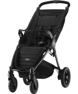 Britax B-Motion 4 Plus Barnvagn 2018 Cosmos Black B-Motion Cosmos Black Stroller