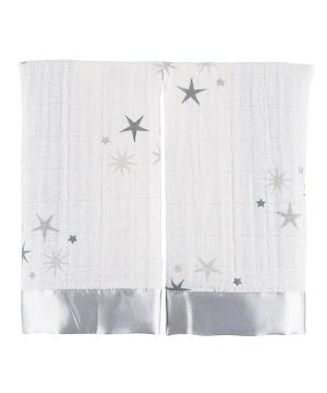 Aden + Anais 2-Pack Twinkle Classic Issie Snuttefilt One Size