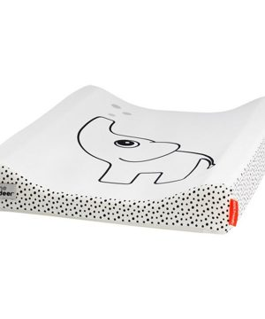 Done by Deer Changing Pad Elphee White One Size
