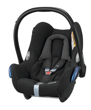 Maxi-Cosi CabrioFix Infant Carrier Nomad Black One Size