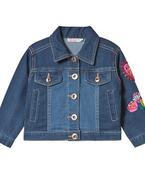 Billieblush Denim Jacka 5 år