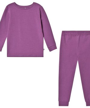 A Happy Brand Pyjamas Set Lila 110/116 cm