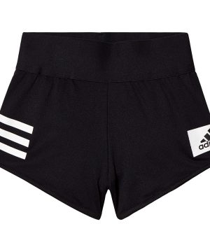 adidas Performance Square Cool Logo Shorts Svart 11-12 år (152 cm)