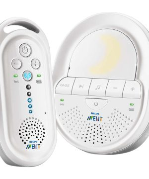 Philips Avent DECT Babyvakt SCD506 One Size