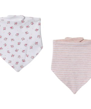 Gap Favorite Bandana Haklapp 2-Pack Optic White One Size