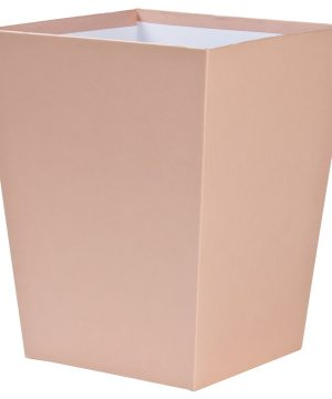 Bigso Box of Sweden Sofia Papperskorg Dusty Pink One Size