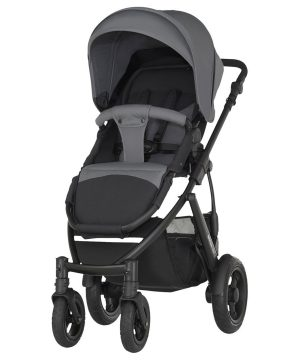 Britax Britax Smile 2 Barnvagn Steel Grey One Size