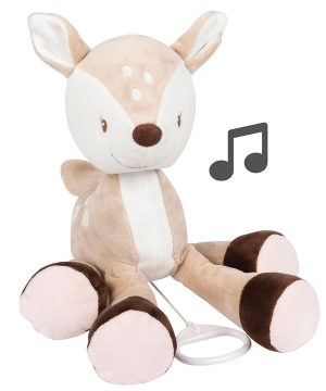 Nattou Musical,Fanny Fawn One Size