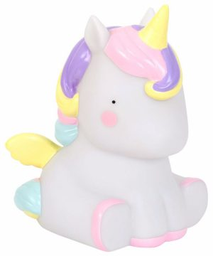 A Little Lovely Company Unicorn Bordslampa One Size