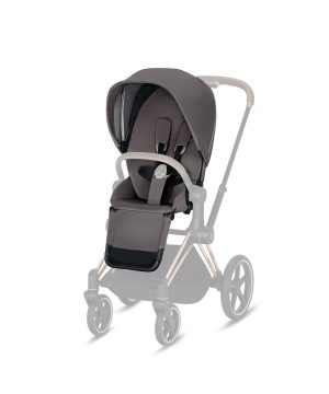 Cybex Priam Textilpaket till Sittdel Manhattan Grey One Size
