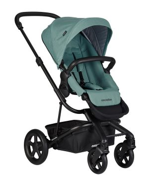 EasyWalker Harvey² Barnvagn Coral Green One Size
