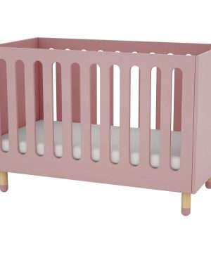 Flexa Furniture Play Baby Säng Rosa One Size