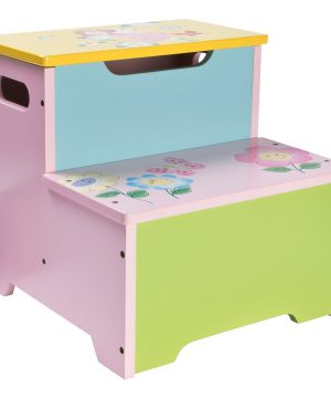 TH Furniture Step stol Pink One Size