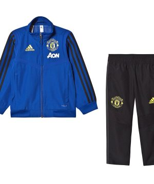 Manchester United Manchester United ´19 Pre Match Tracksuit 2-3 år (98 cm)