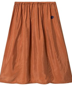 Bobo Choses Moon Cupro Midi Skirt Picante 10-11 år