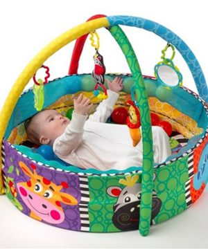 Playgro Ball Playnest Activity Gym One Size