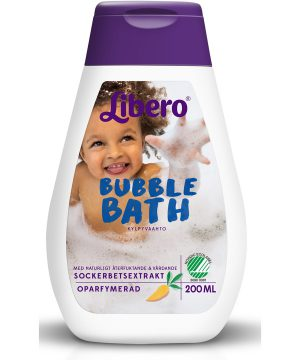 Libero Bubbelbad 200 ml One Size