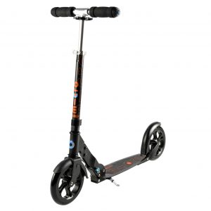 MICRO Cruiser Big Wheel Sparkcykel Svart